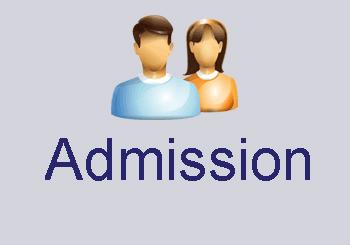 Admission Procedure